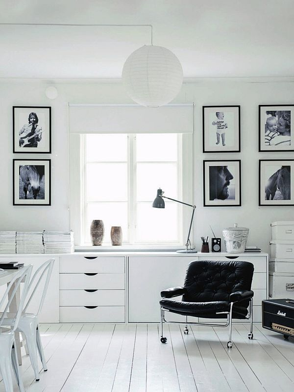 Monochromatic Decorating Ideas And Their Stylish Appeal & Monochromatic Decorating Ideas And Their Stylish Appeal | Office ...