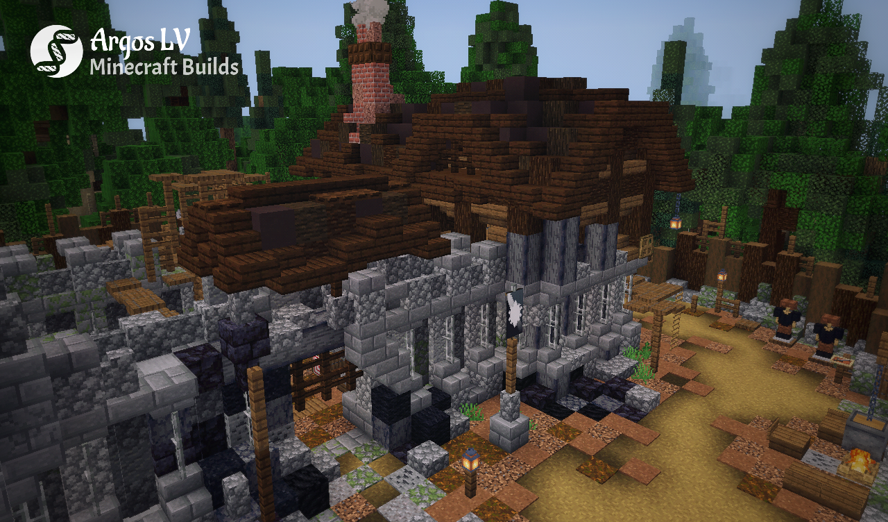 Outpost; Rebuilding the Ruins