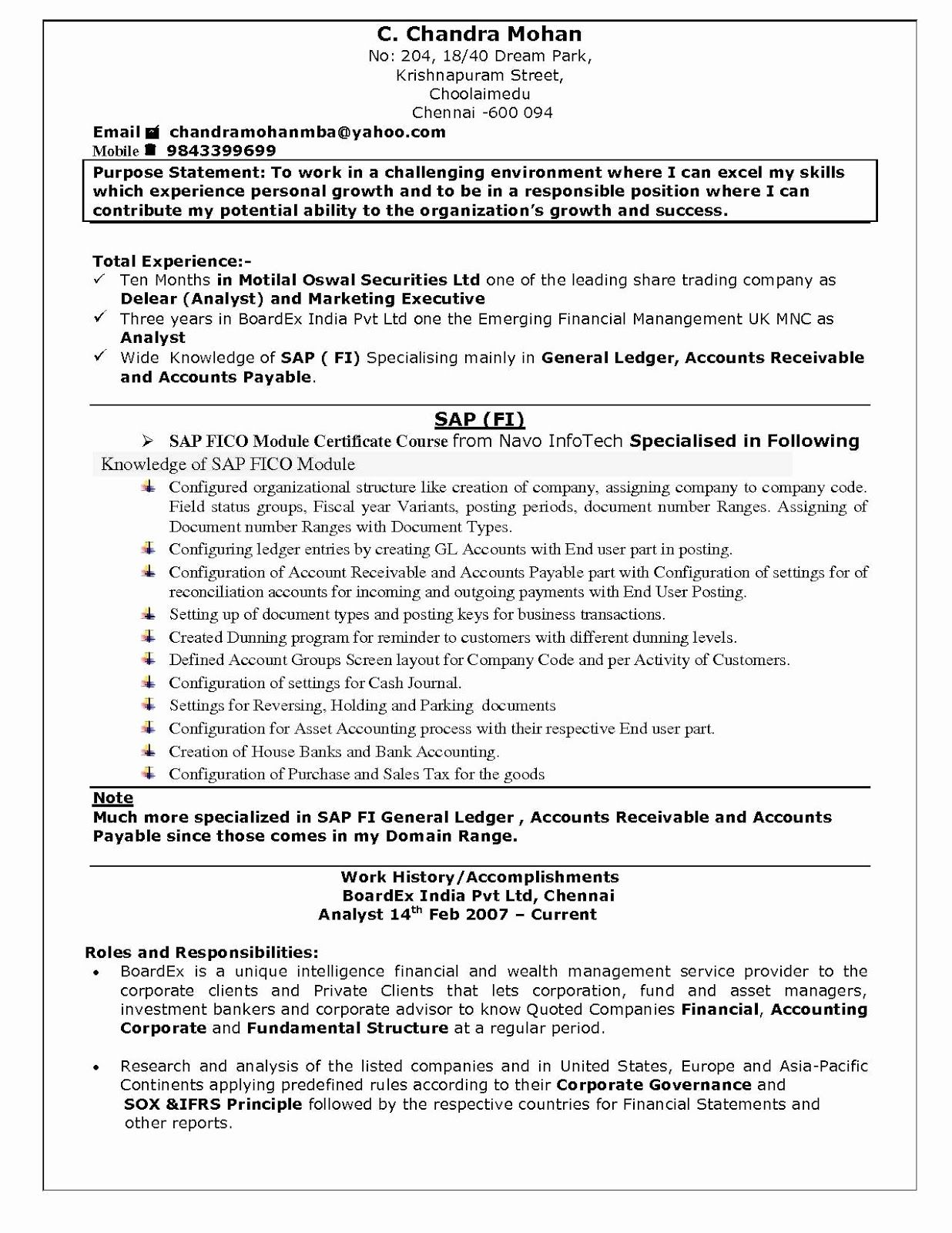 Accounts Payable Resume Format Accounts Payable Resume Format In India Accounts Payable Resume Format For B Best Resume Template Resume Format Resume Templates
