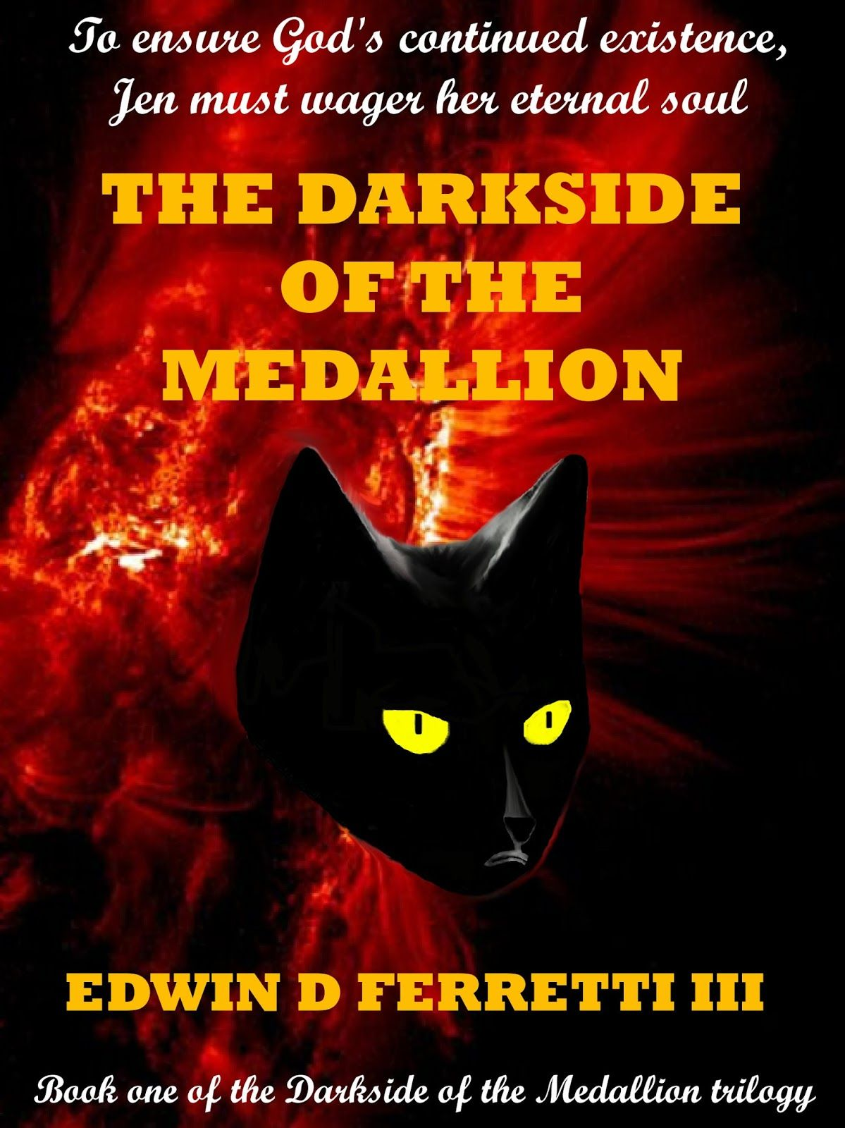 The Darkside of the Medallion: August 2015
