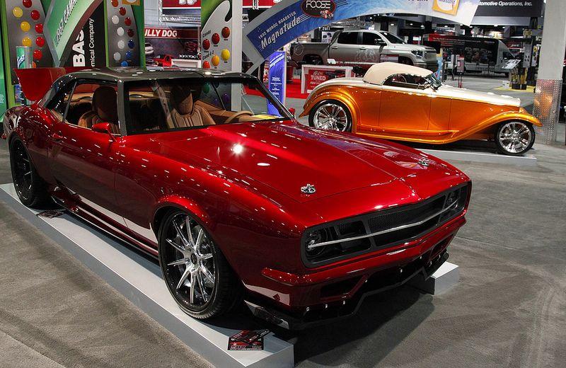 1967 Chevy Camaro Custom
