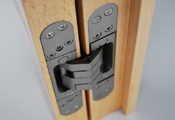 Invisible door hinges door designs plans door design - Hidden hinges for exterior doors ...
