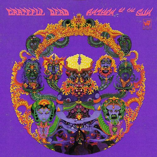 Cover To Anthem Of The Sun An Excellent Example Of Sixties Raga