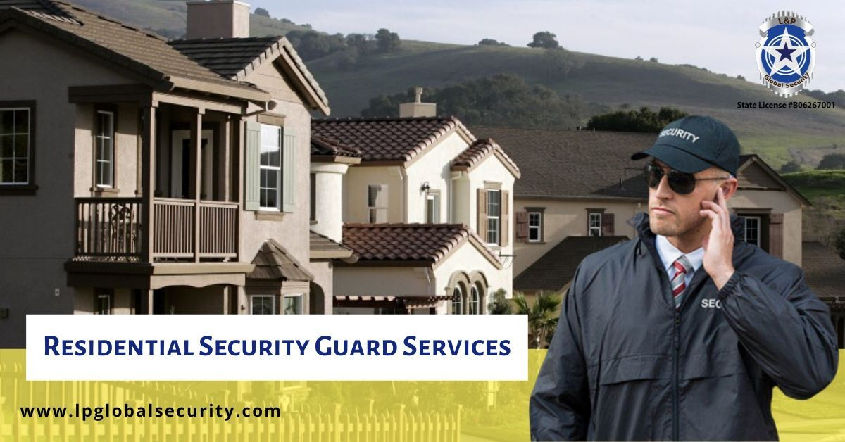 L&P Global Security provides the best professional