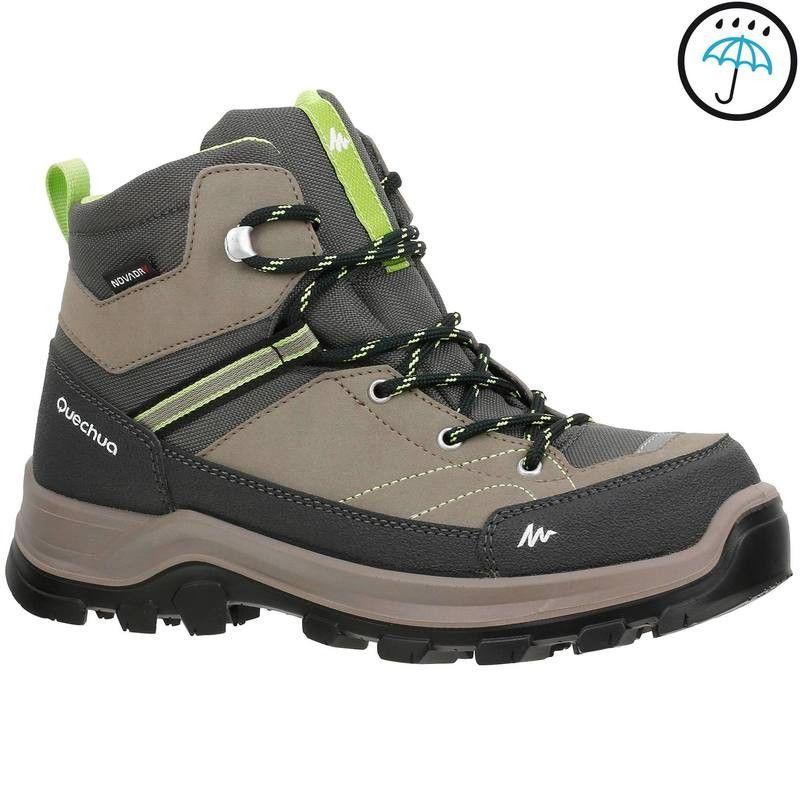 MH500 Kids Waterproof Walking Boots