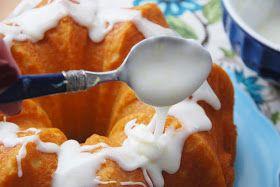 Baking and Creating with Avril: Triple Lemon Bundt Cake #BundtBakers