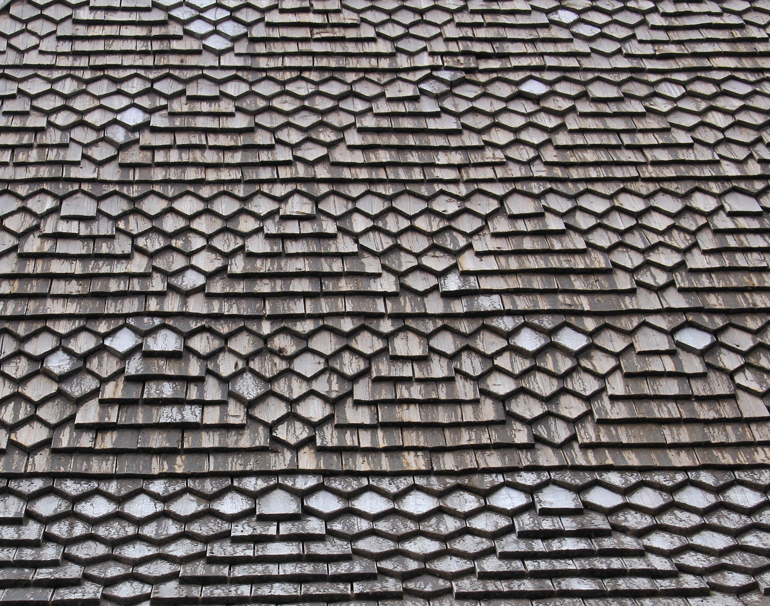 Decorative Roof Tiles Roof Shingles Are A Roof Covering Consisting Of Individual