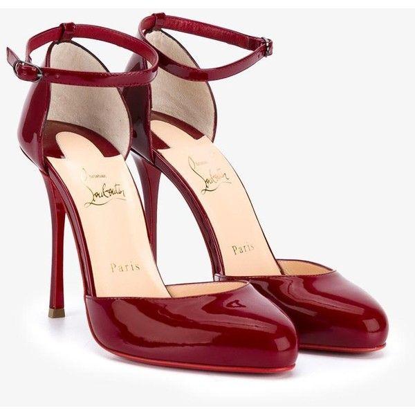 zapatos stilettos louboutin