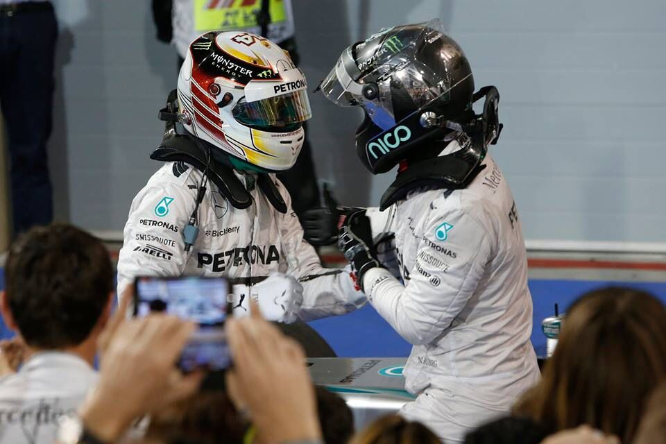 Lewis and Nico