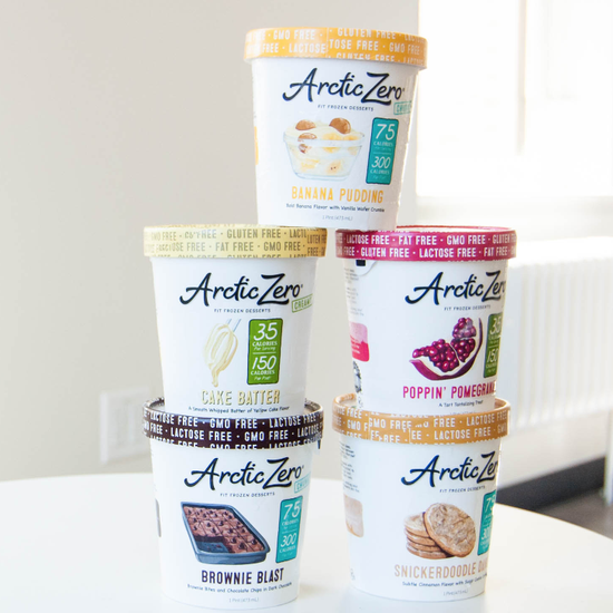 Arctic Zero Healthy Ice Cream Review
