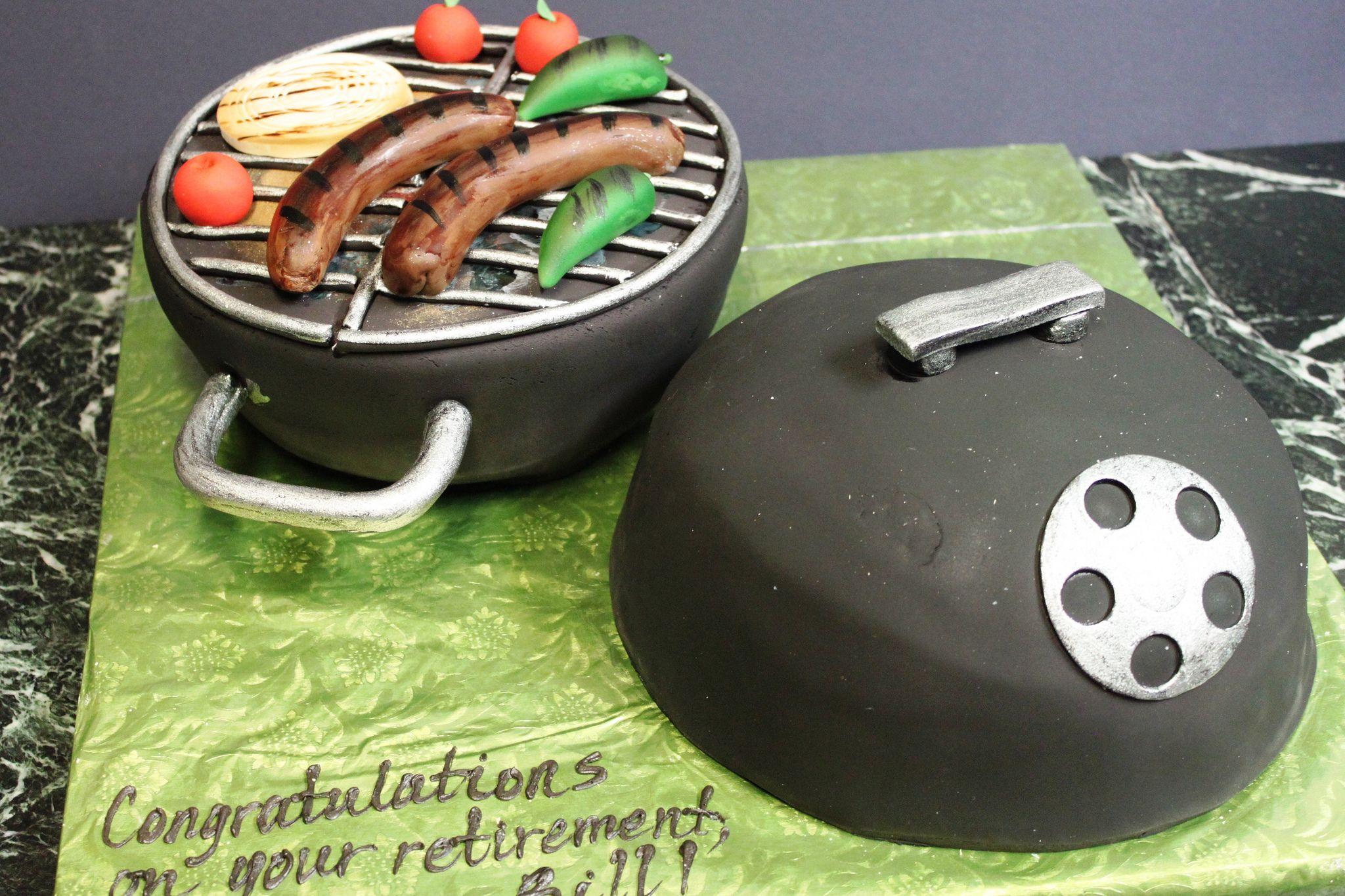 Let S Grill Tortendeko Motivtorten Und Blechkuchen Einfach