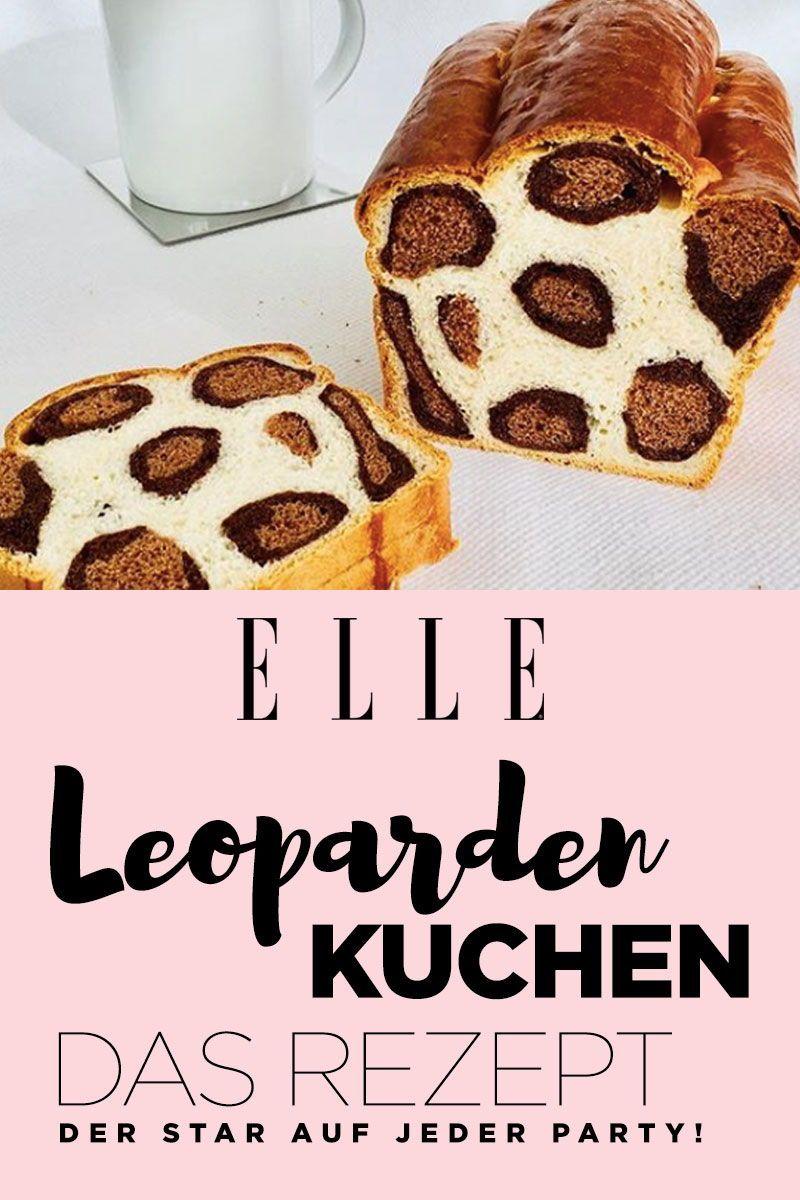 Leopardenkuchen: das Rezept für den Kuchen mit dem wilden Twist  – Dünya Mutfağı Pasta & Kek