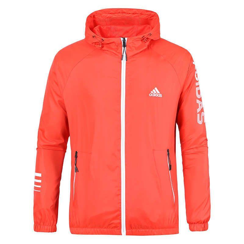 e608af63f767 2018 Original Mens Originals Beckenbauer Track Jacket Orange   MENS ...