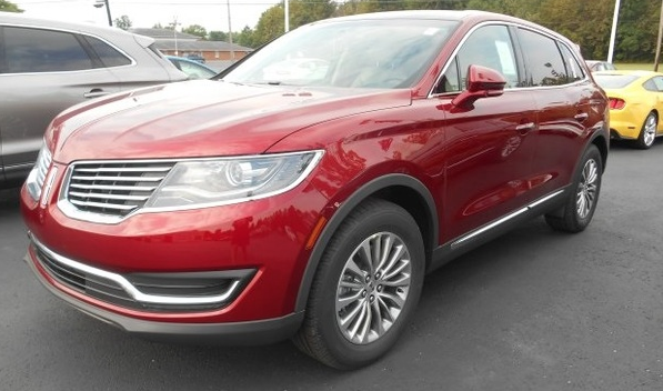 Our dealership always has the best new #Lincoln cars for sale near #Collins OH.