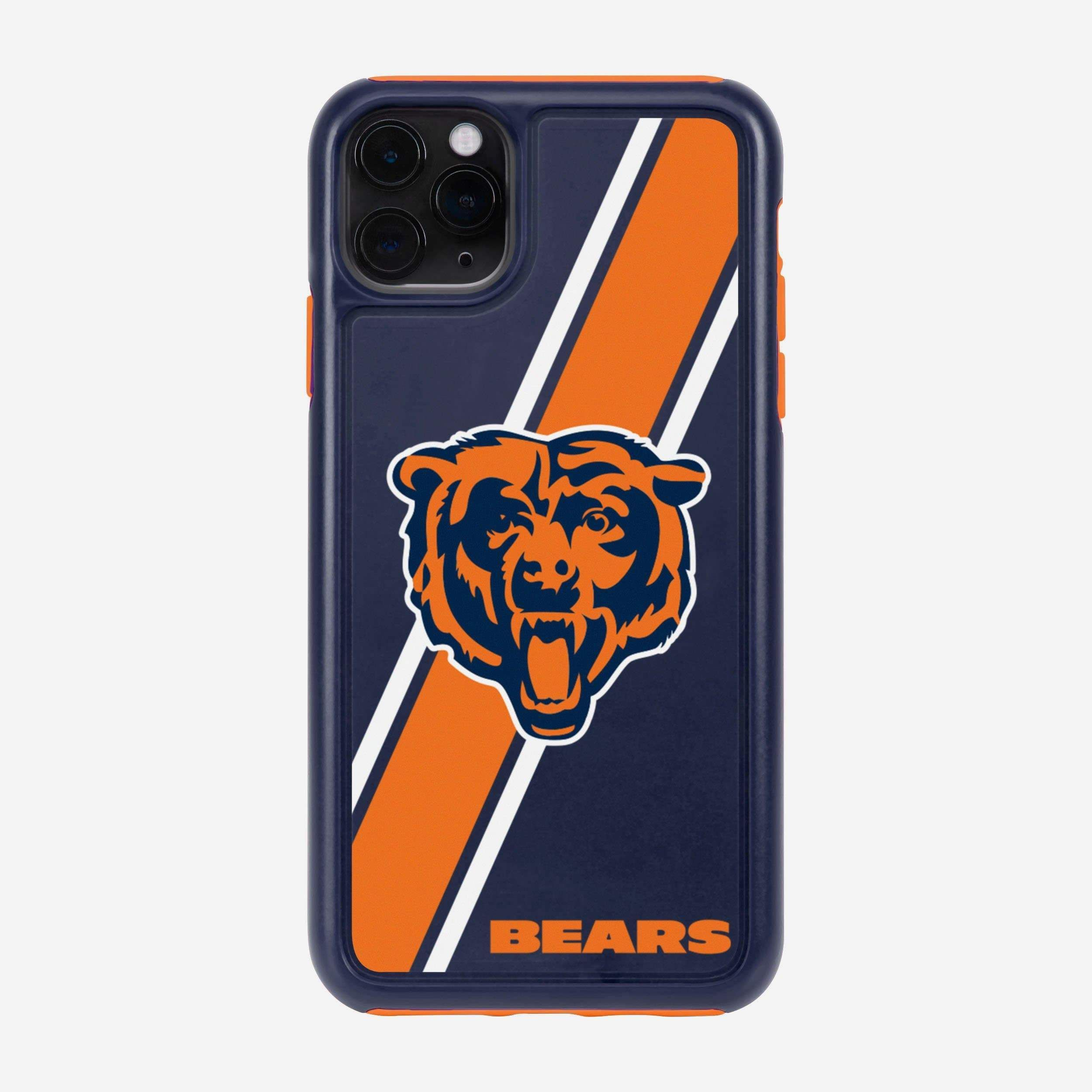 Chicago Bears Dual Hybrid Iphone 11 Case In 2020 Case Iphone 11 Iphone