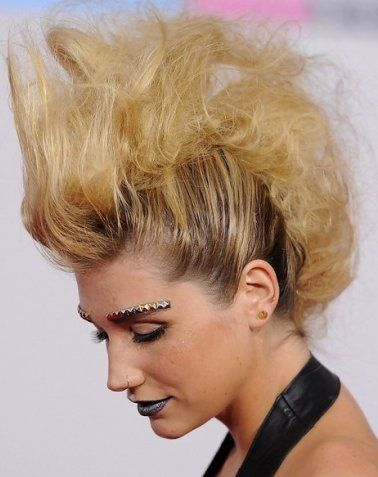 80u0027s mohawk--really want to do this for my Halloween Costume! When else can you rock a mohawk?  sc 1 st  Pinterest & 80u0027s mohawk--really want to do this for my Halloween Costume! When ...