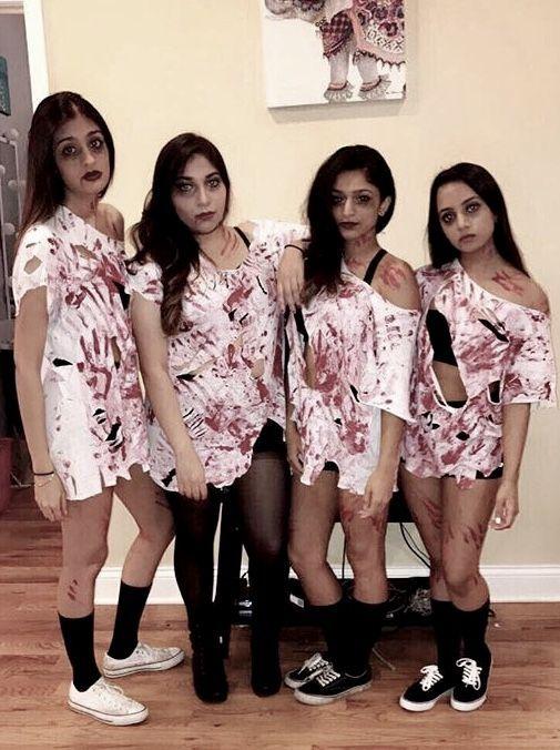 Hot College Halloween Costumes | Hot halloween costumes