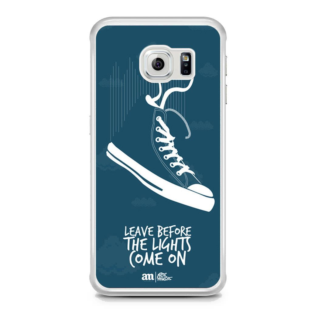 Arctic Monkeys Fluorescent Adolescent Samsung Galaxy S6 Edge Case