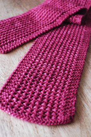 Soda Fountain Scarf Pattern Looks So Easy Knitting Pinterest