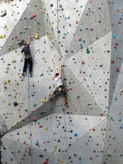 Build Your Own Climbing Wall Indoors
