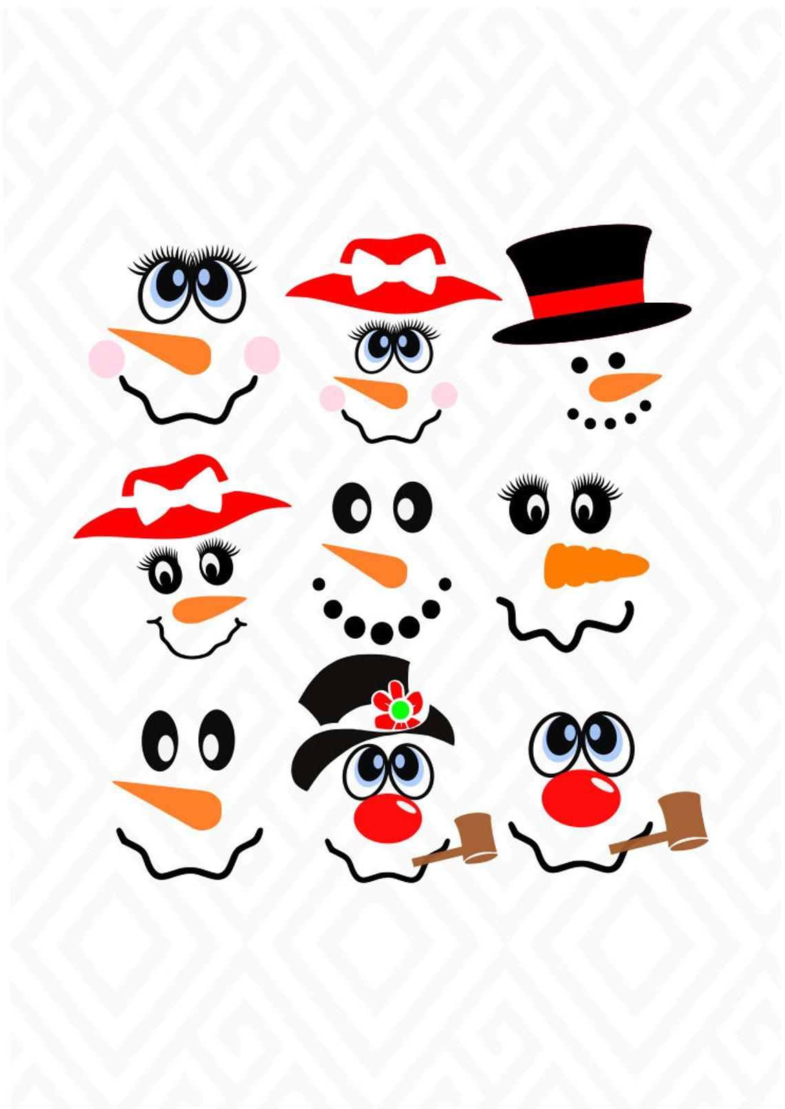 Pin on Snowman crafts