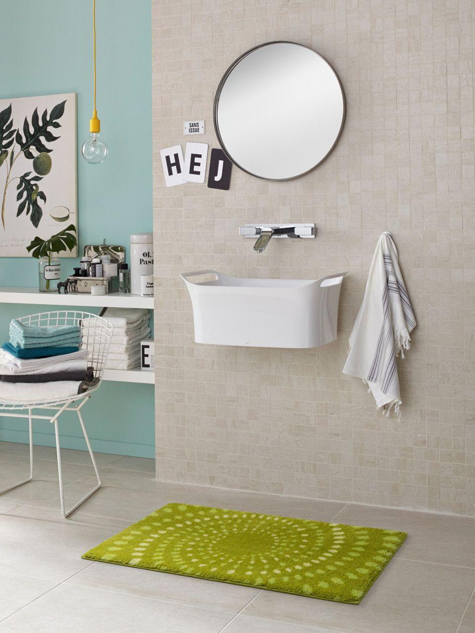 Schoner Wohnen Kollektion Badteppich Mauritius Badezimmer Dekor Badezimmer Planen Schoner Wohnen