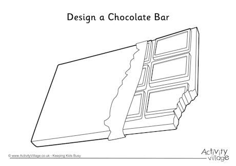 Design a chocolate bar Classroom ideas Pinterest Chocolate and Bar