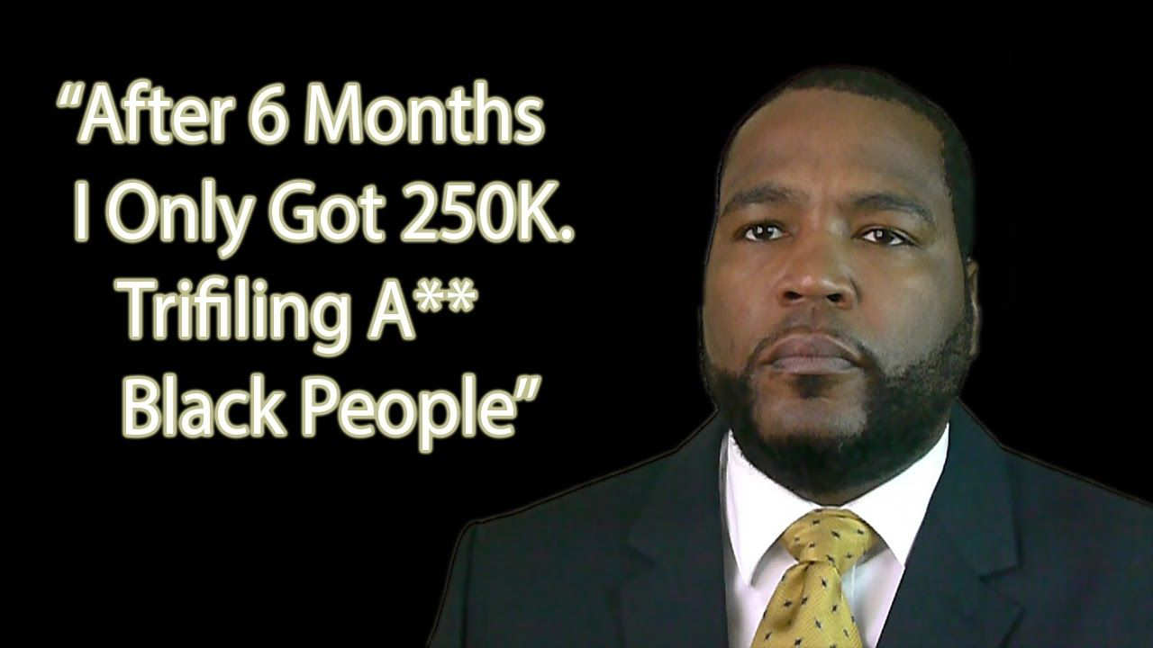 Dr umar johnson black men hookup white women