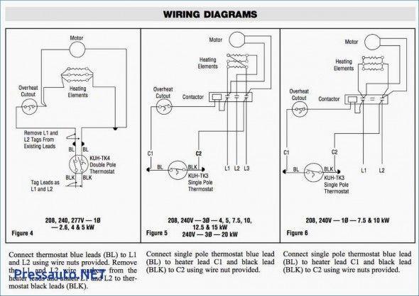 3 Phase 240v Motor Wiring Diagram Di 2020 Dengan Gambar