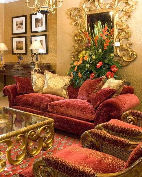 Duresta Watson Sofa With Feather Filled Seat Cushions And Ter On Display In The Sir John Lavery Room Beaufort Interiors