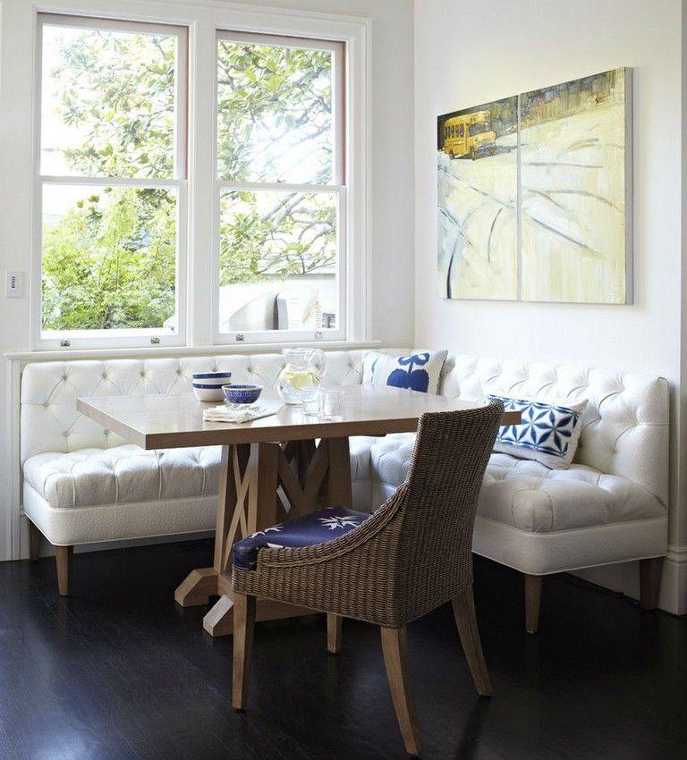 30 Good Breakfast Nook Design Ideas In 2020 Corner Kitchen Tables Corner Dining Table Corner Seating