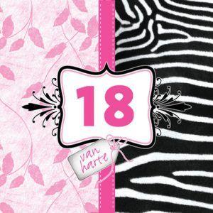 gefeliciteerd dochter 18