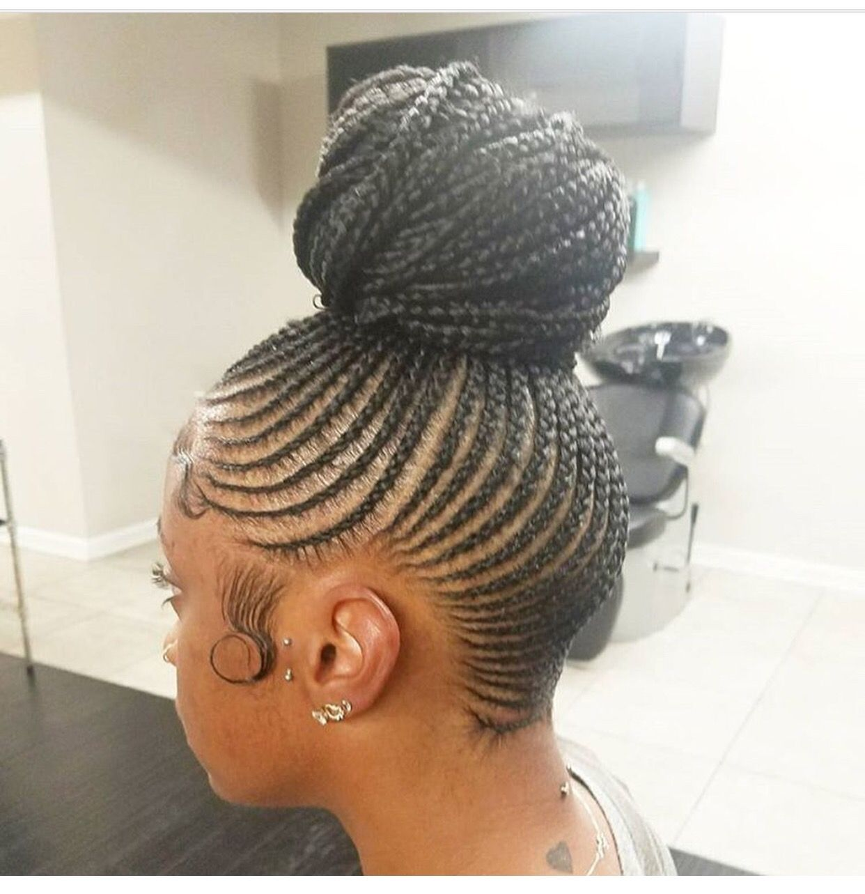 Pin by serina allen on braids pinterest protective styles black