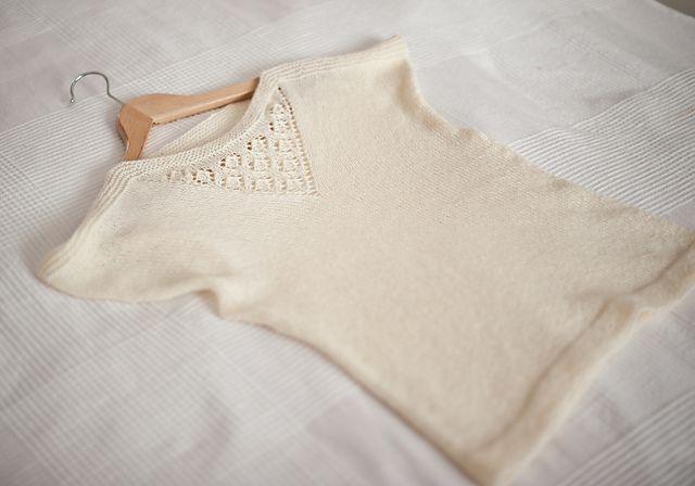 Ravelry: Daily Vanilla pattern by Suvi Simola