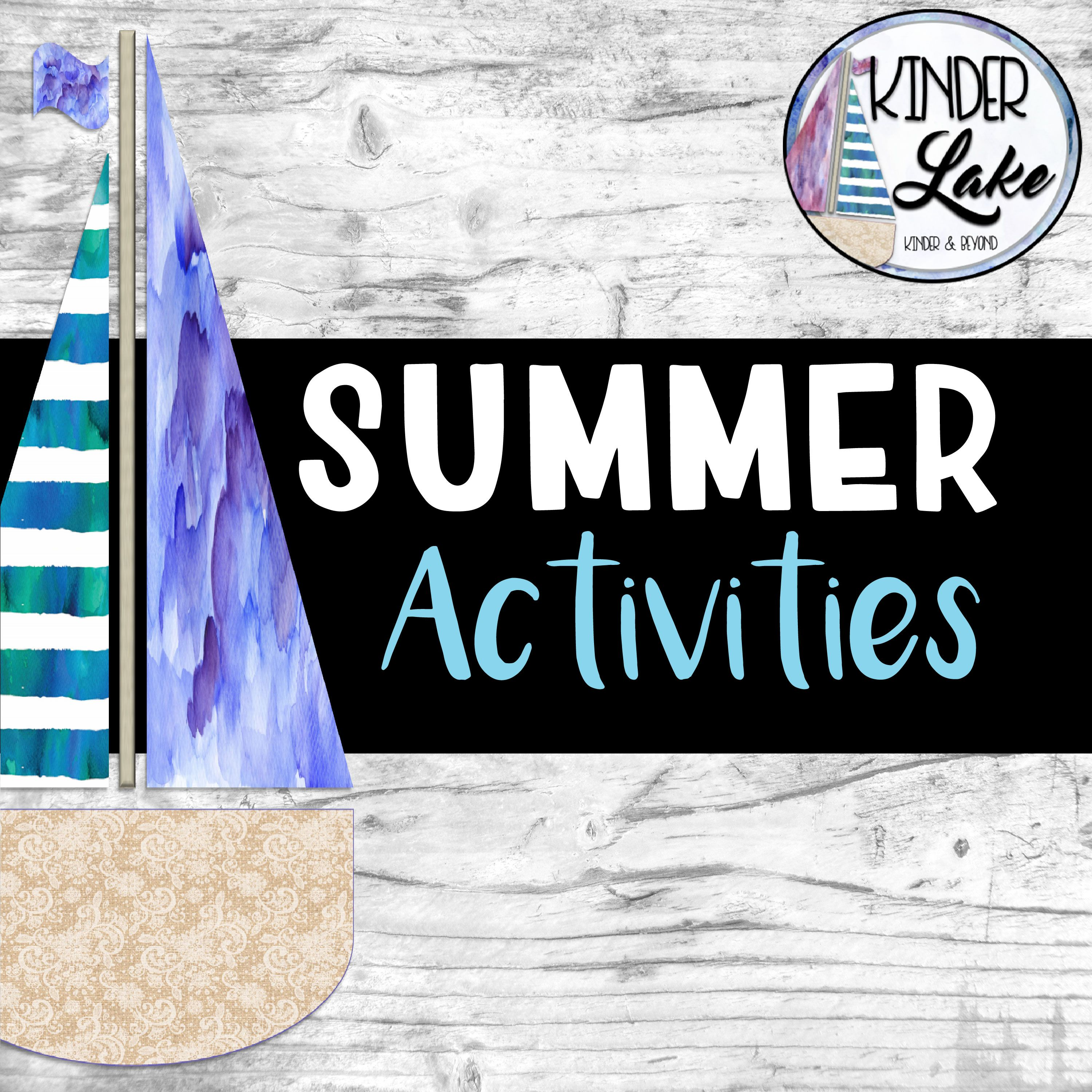 Summer Activities Cover Photo