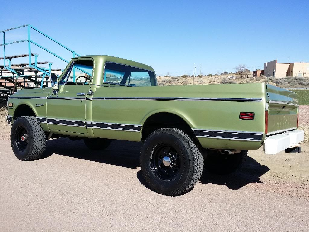Truck 67 72 chevy truck for sale : K20/K30's only! Pics please :) - Page 7 - The 1947 - Present ...