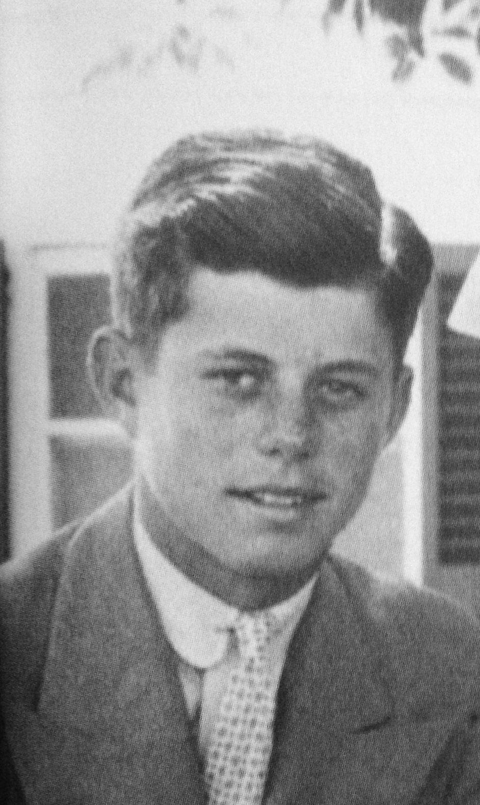 John F Kennedy 1934 John F Kennedy Jfk Kennedy