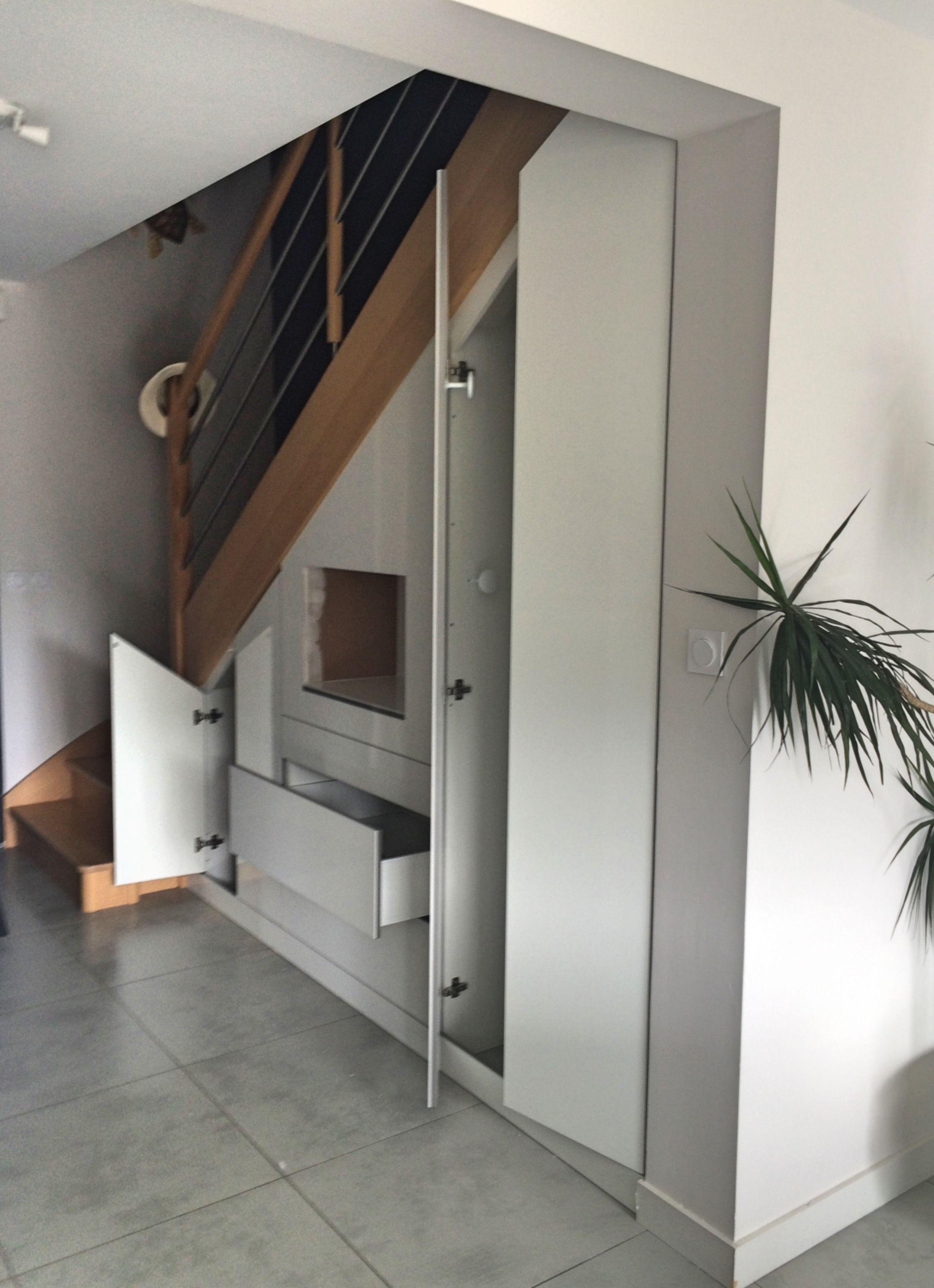 Amenagement Sous Escalier Avec Images Amenagement Sous Escalier