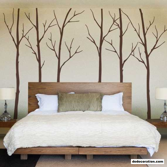 Decorating Bedrooms With Wall Decals   Http://www.dedecoration.com/