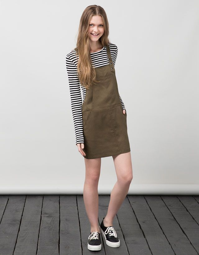 2dcf1fad Bershka United Kingdom online fashion for women and men - Buy the last  trends