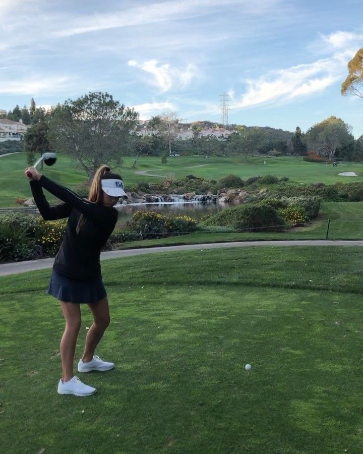 Pin by Bill Nelsen on Golf tips Girls golf, Golf tips, Golf