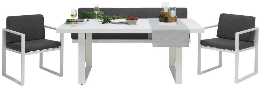 Loungegarnitur Aluminium Online Kaufen Xxxlutz Lounge Garnitur Haus Deko Aluminium