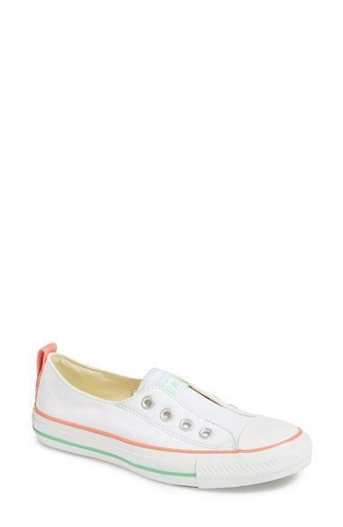 689f2aef8daf Converse Chuck Taylor® All Star® Laceless Slip-On Sneaker (Women) available  at  Nordstrom