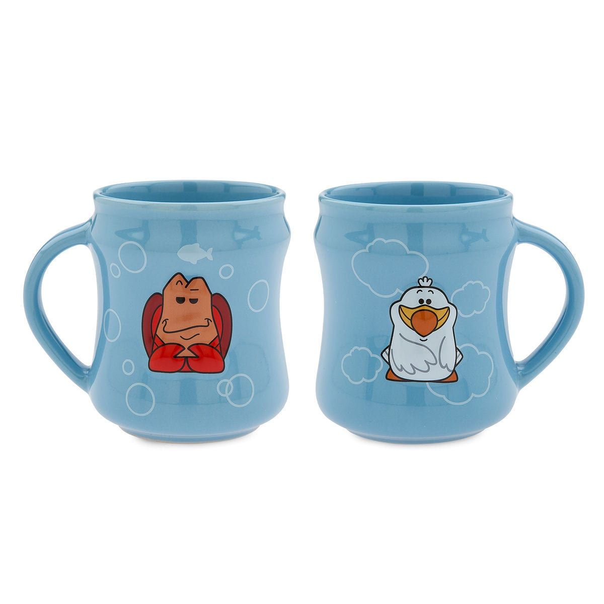 OFFICIAL DISNEY DUMBO BIG TOP 3D SHAPED COFFEE MUG CUP WITH LID NEW IN GIFT BOX