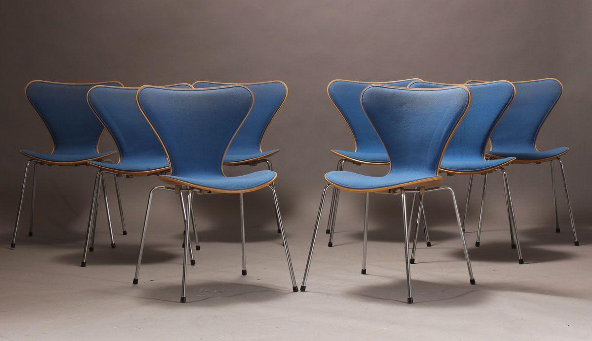 Arne Jacobsen. 7'