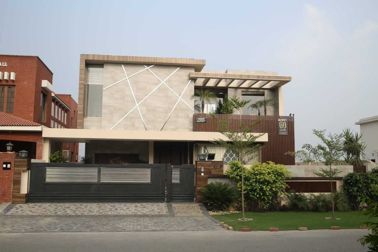 Best Pakistani House Architecture Designs Page 4 400 x 300