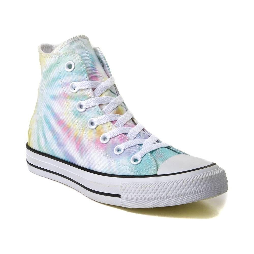 Converse Chuck Taylor All Star Hi Tie Dye Sneaker Converse  Converse