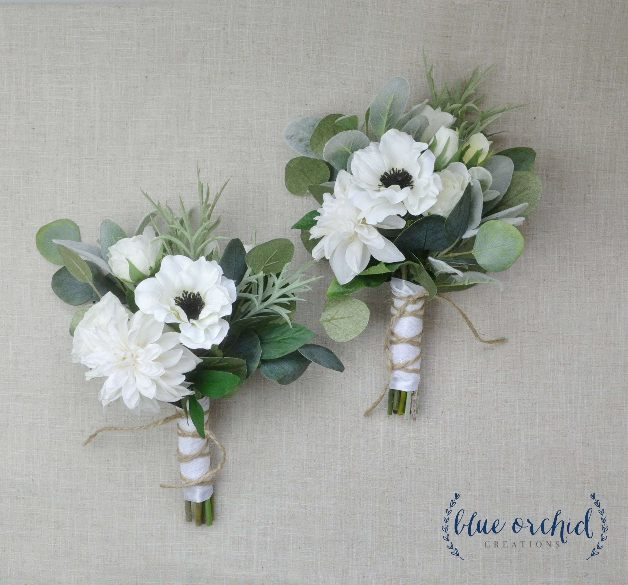 Bridesmaid Bouquet, Wedding Flowers, Silk Bridesmaid Bouquet, Bridesmaid Bouquets, Artificial Bouquet, Wedding Bouquet, Wedding Flower Set #weddingbridesmaidbouquets