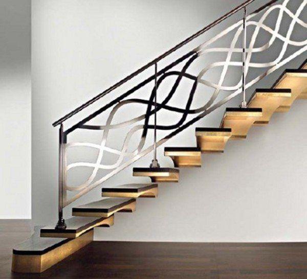 Best Maretti Staircases Escaleras Modernas Barandilla 400 x 300