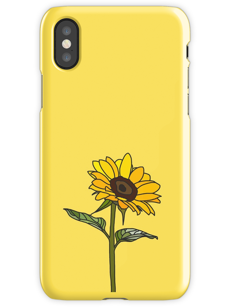 It's Daisies iPhone X Case Clear en 2020 Fundas para iphone